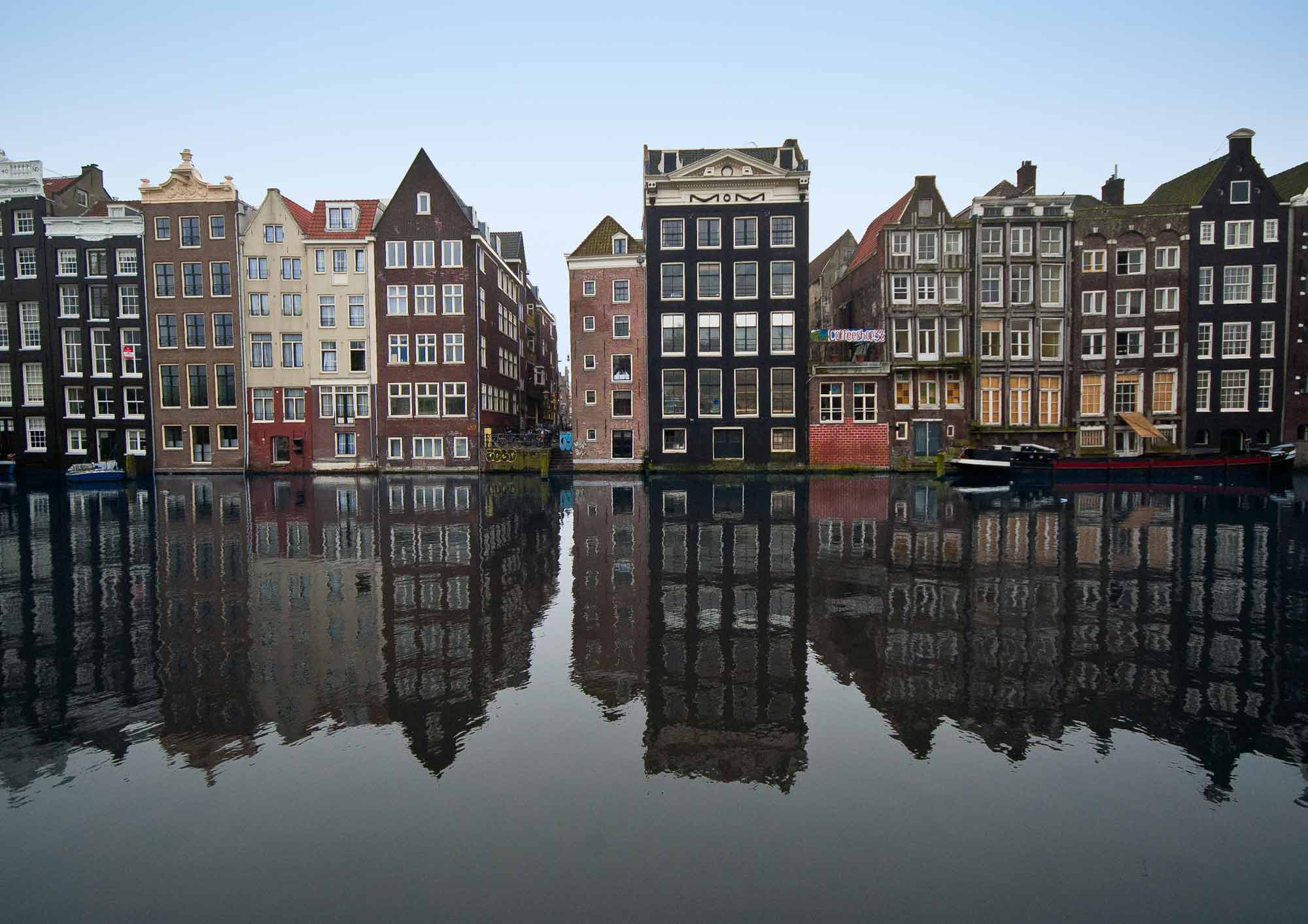Natural locations for personal branding photo shoots in Amsterdam.